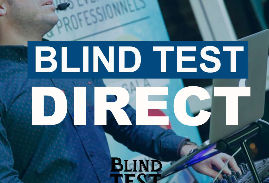 Blind Test at Home – 16 Octobre (LIVE)