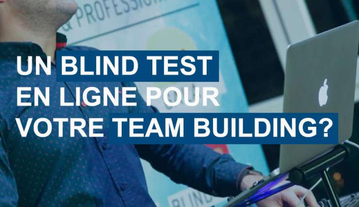 Un Blind Test pour votre Team Builgind Connecté