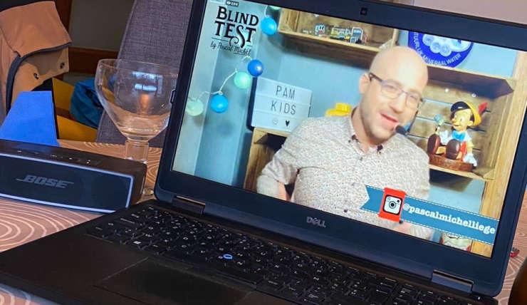Un Blind Test en ligne pour votre fête confinée?