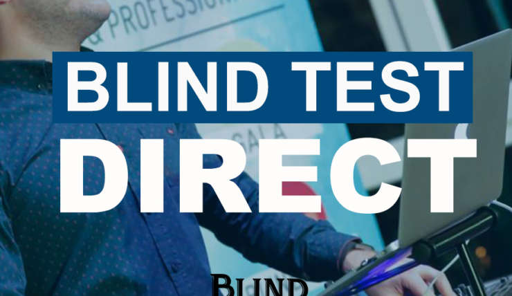 Blind Test at Home – 16 Octobre (LIVE)